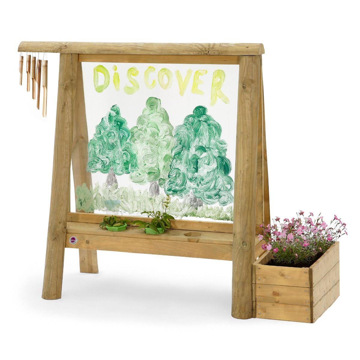 Sevalet pentru gradina, Plum, Discovery