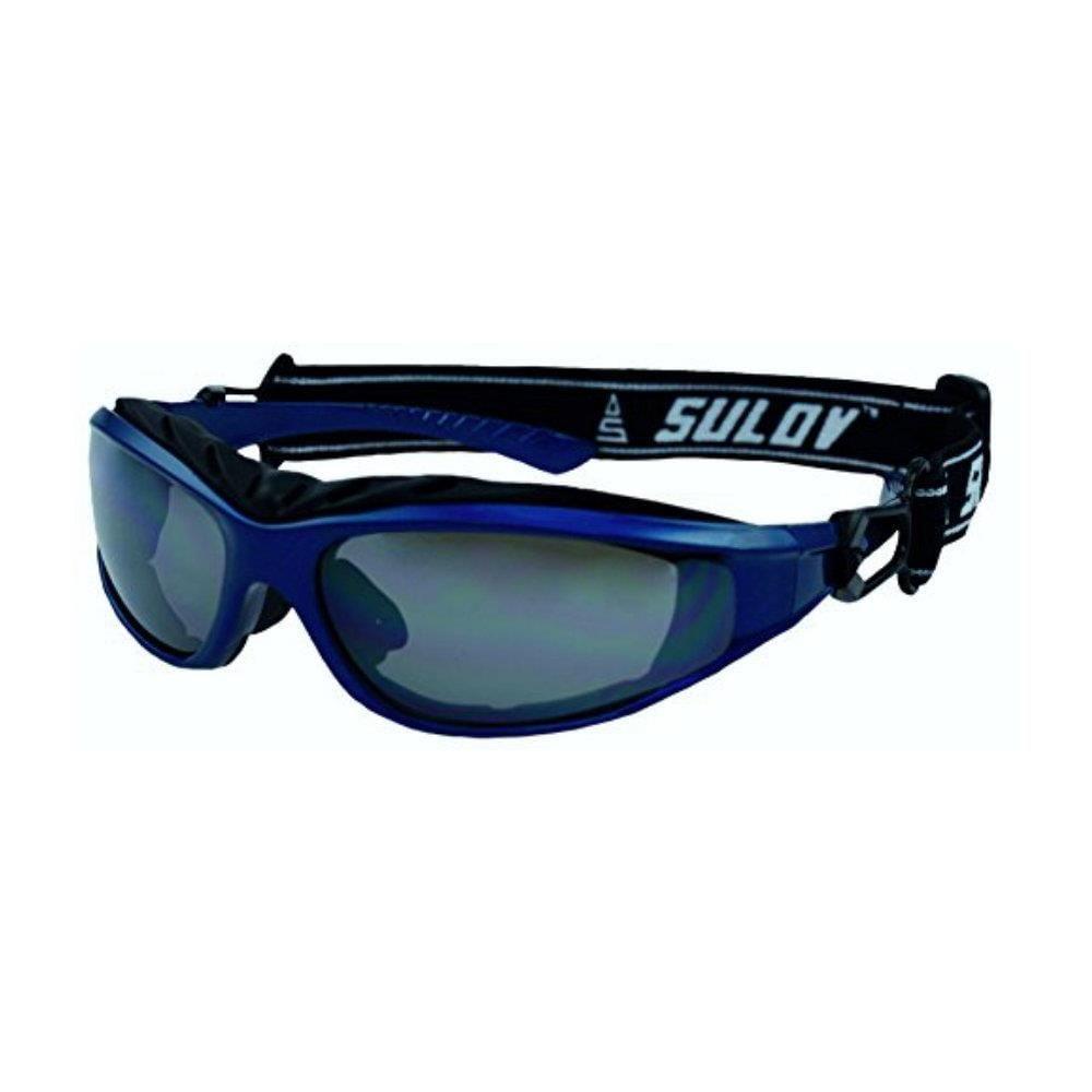 Ochelari schi DHS Blade, Albastru metalizat imagine
