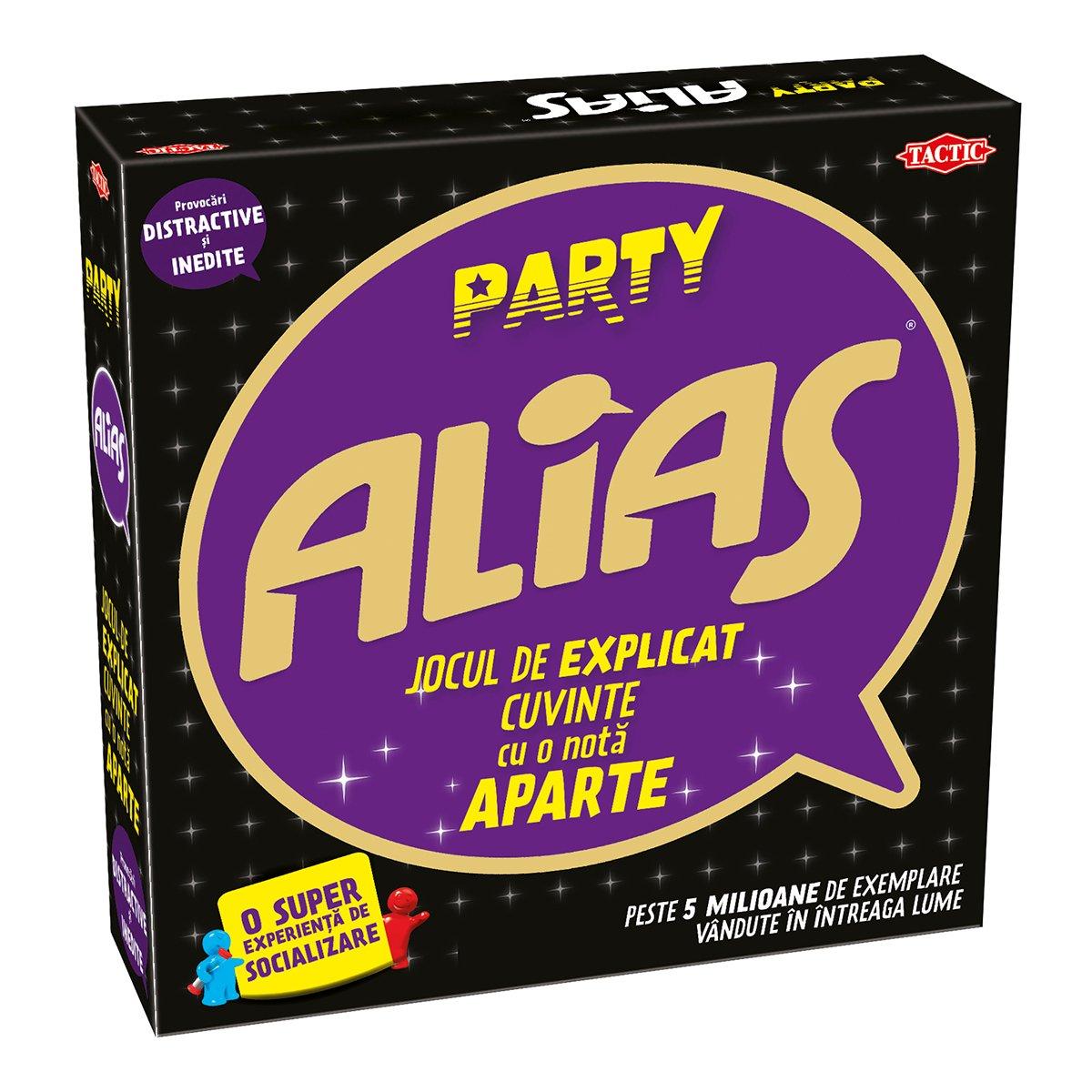 Joc de societate Alias - Party