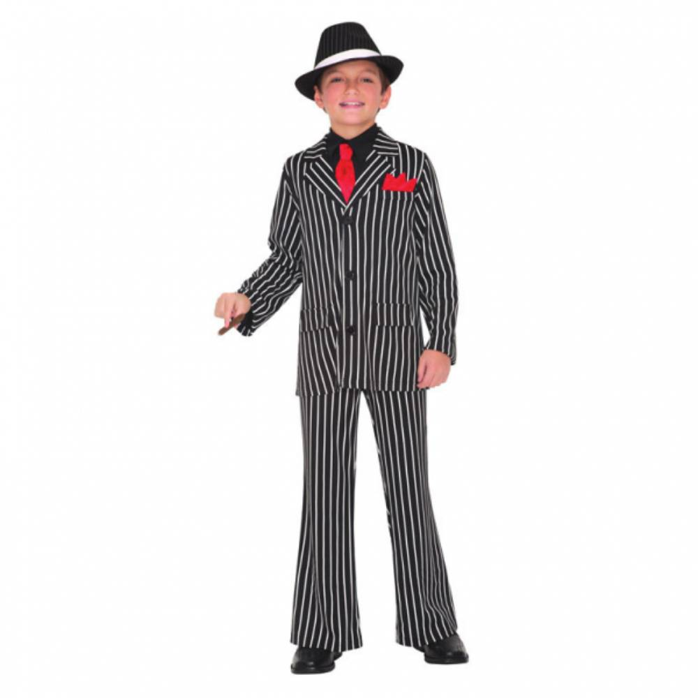 Costum de petrecere copii Gangster