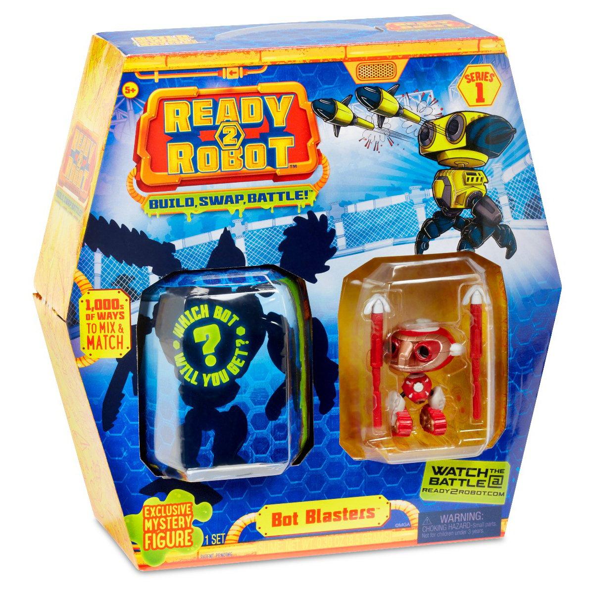 Set de lupta Ready2Robot Seria 1, Style 2 (553953E5C)