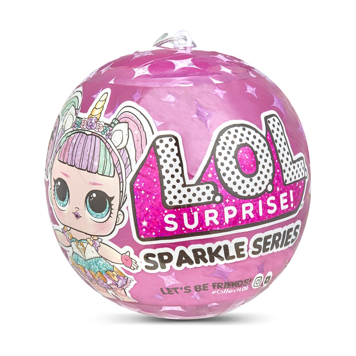 Papusa Lol Surprise Sparkle, 560296e7c, 560296x1e7c