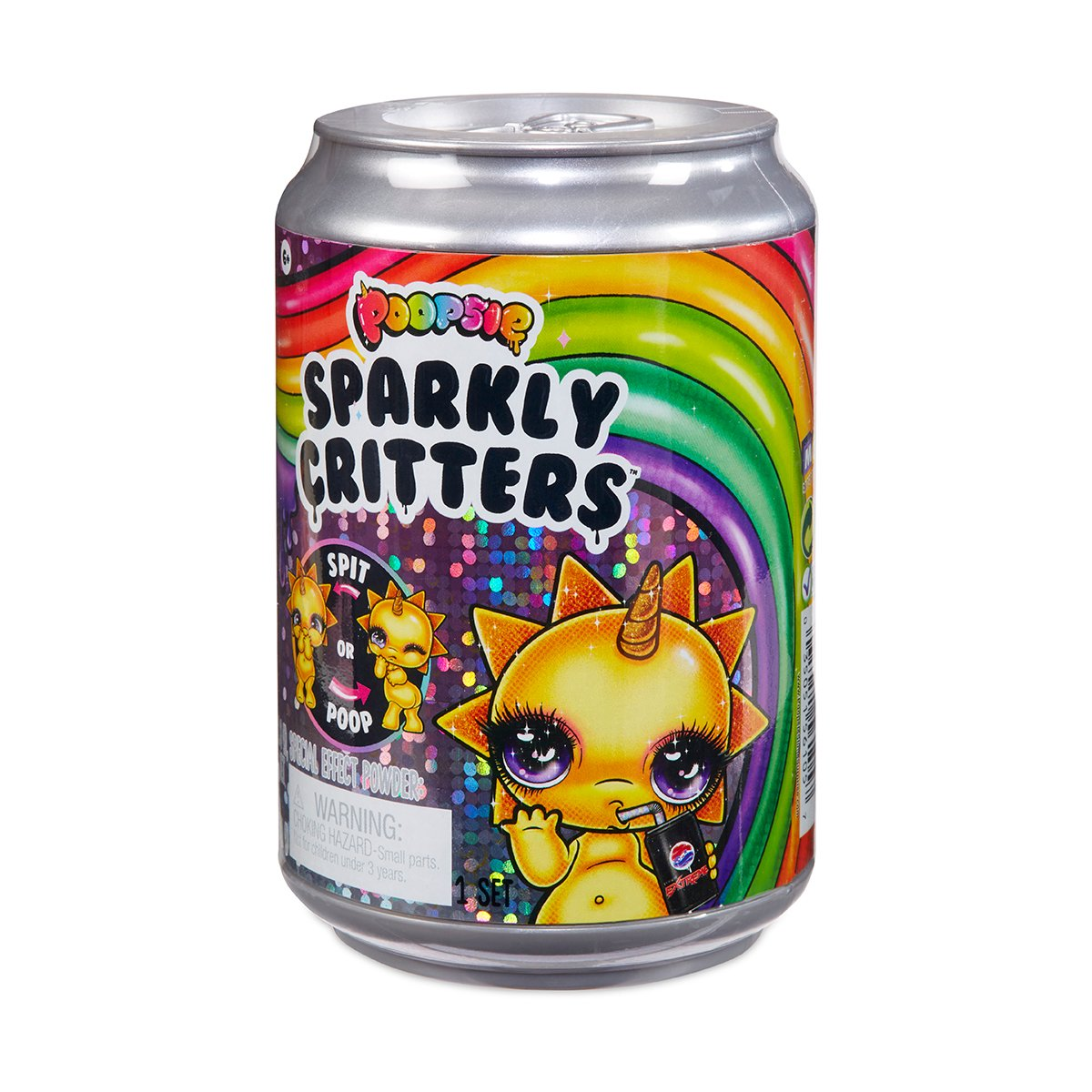 Jucarie surpriza Poopsie Slime Sparkly Critters S2 imagine