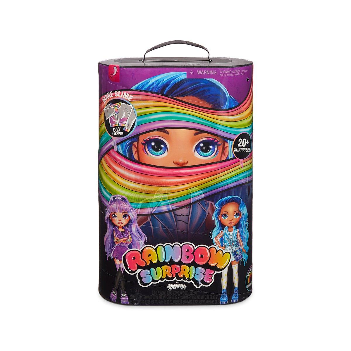 Papusa Surpriza Poopsie Rainbow Surprise Girls W2