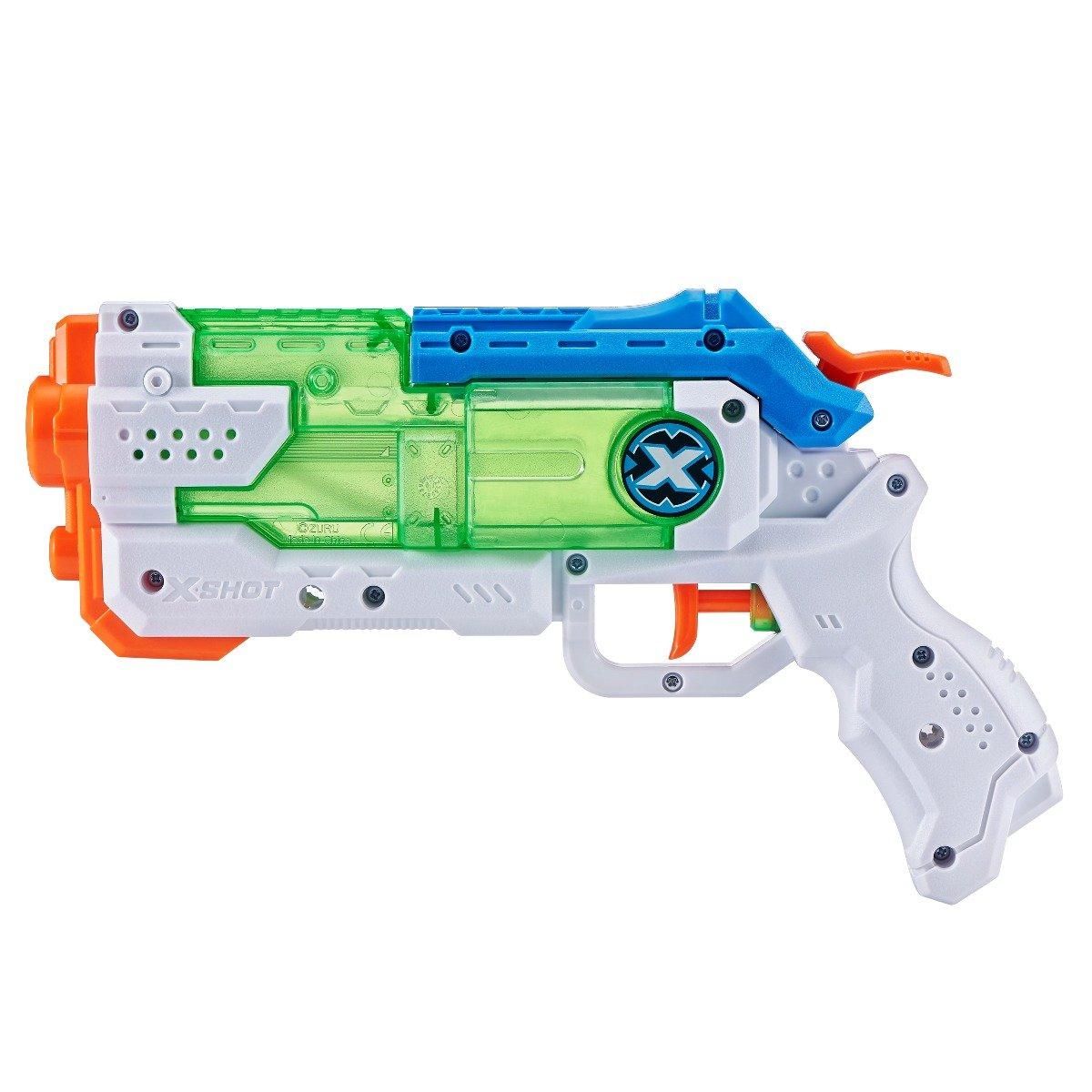 Pistol cu apa X-Shot Warfare Fast-Fill Small