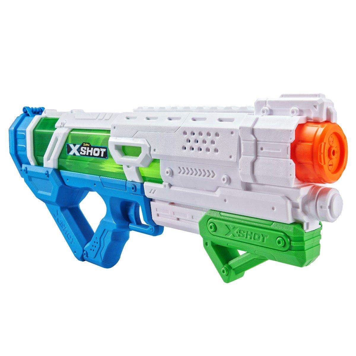 Pistol cu apa X-Shot Warfare Fast-Fill Large