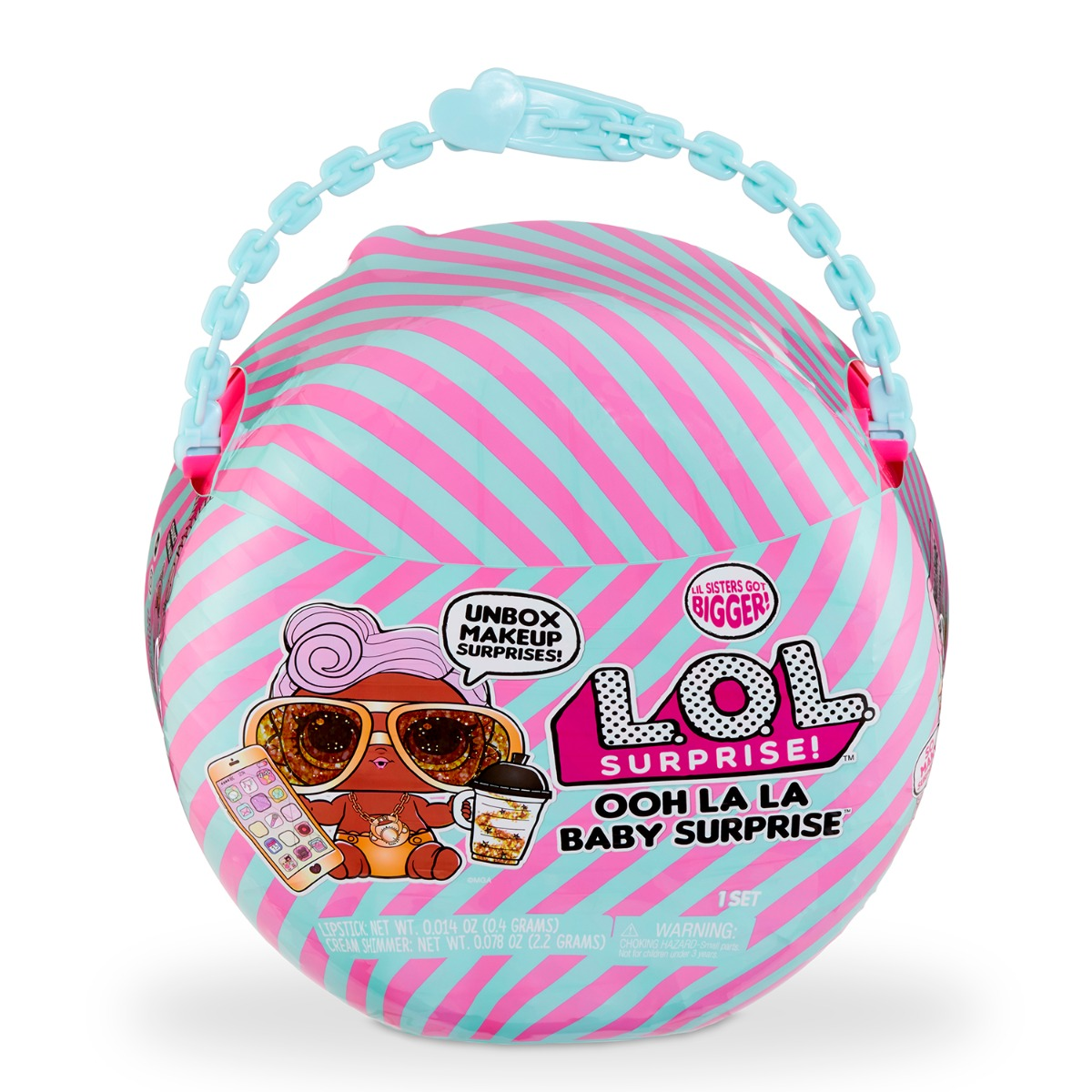 LOL Surprise Ooh La La Baby Surprise - Lil DJ, 562481