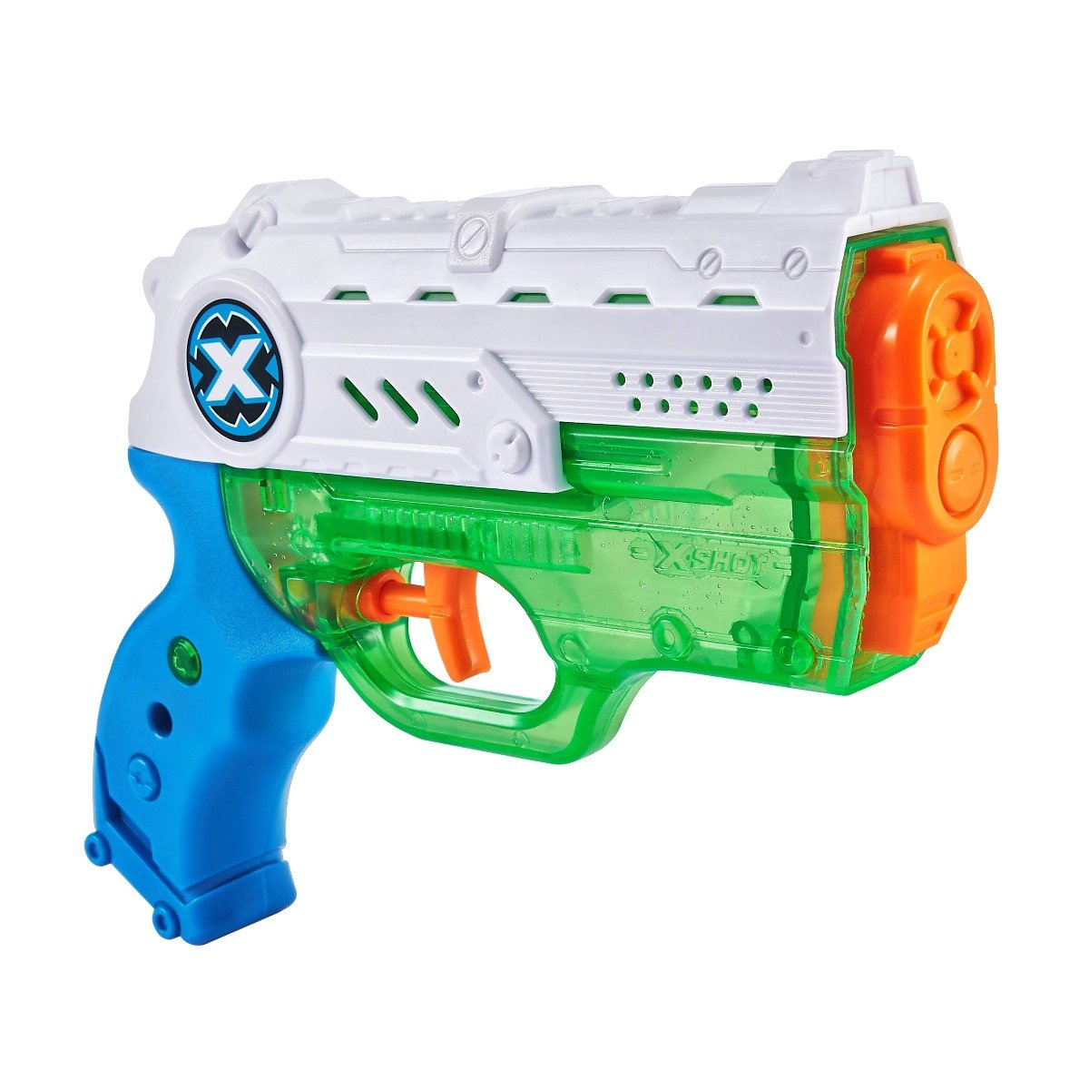 Pistol cu apa X-Shot Warfare Fast-Fill Nano