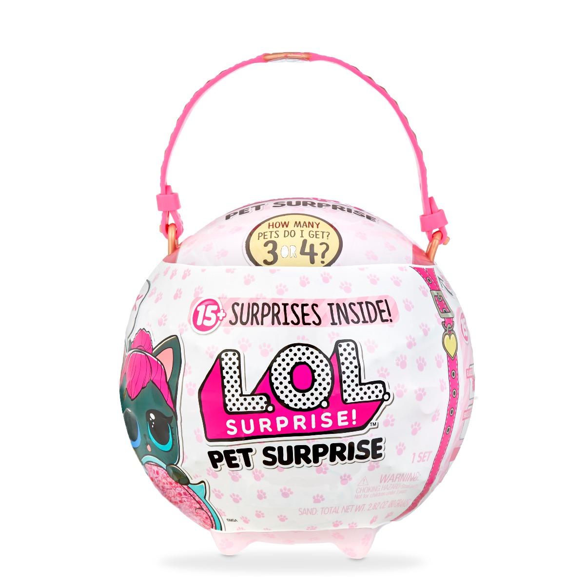LOL Surprise Biggie Pet - Spice Kitty, 566625E7C
