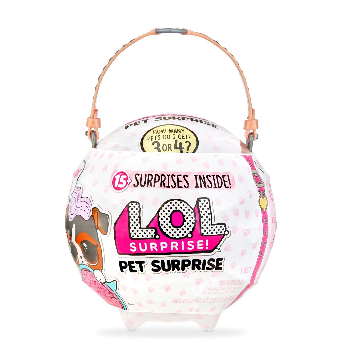LOL Surprise Biggie Pet - DJ K9, 566632E7C