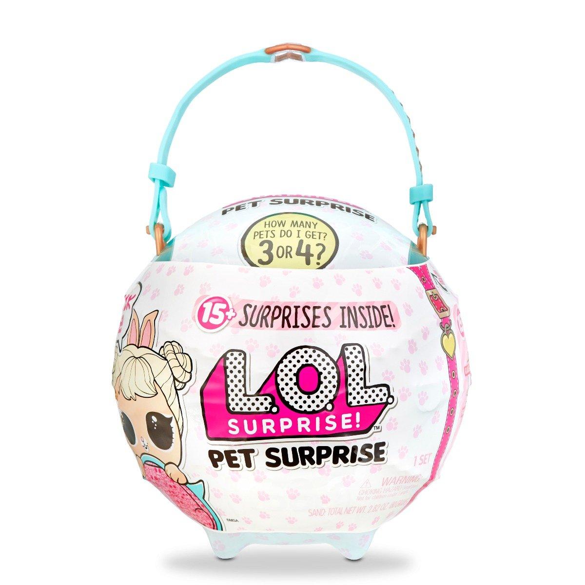 LOL Surprise Biggie Pet - QT, 566649E7C