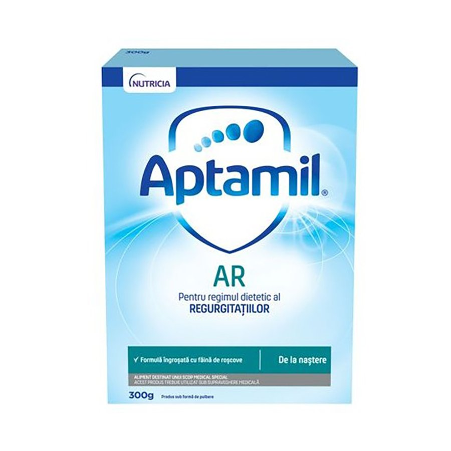 Lapte praf de inceput Aptamil AR, 300g imagine