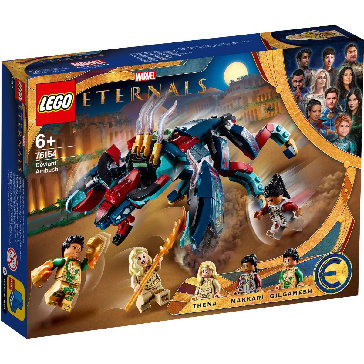 LEGO® Super Heroes - Eternals (76154)