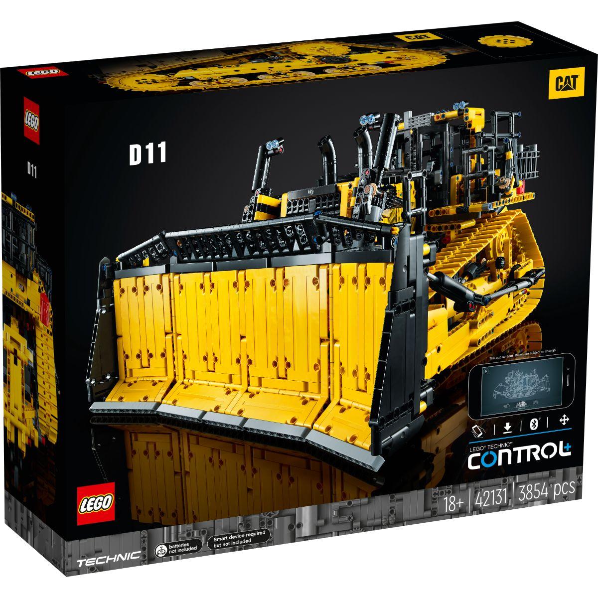 LEGO® Technic - Buldozer Cat D11T (42131)