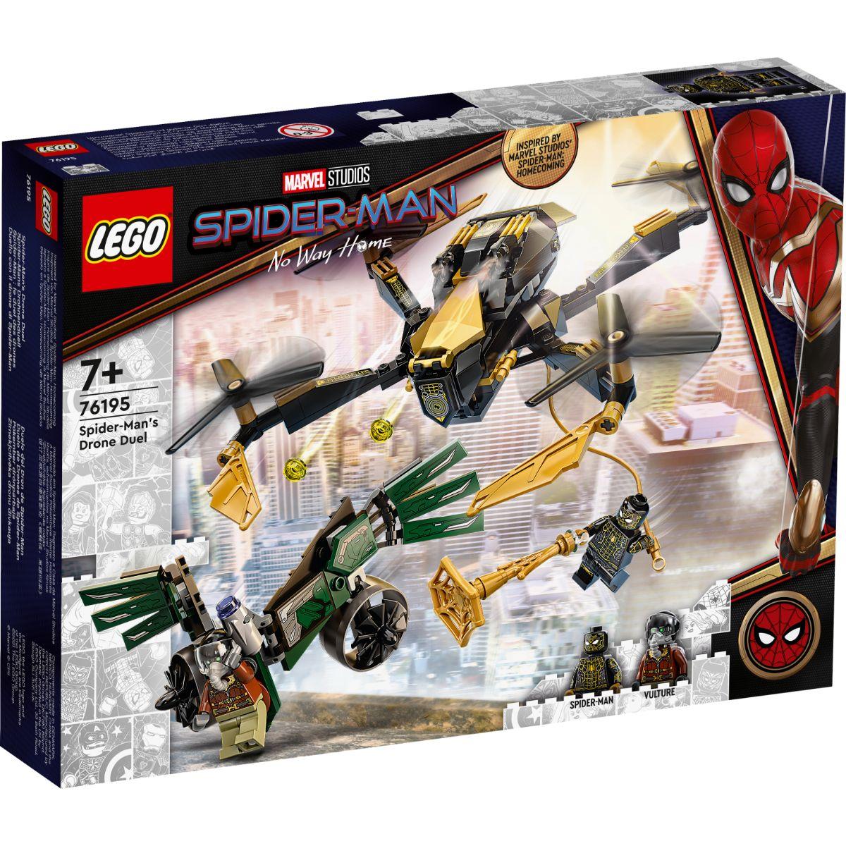 LEGO® Super Heroes - Spider-Man (76195)