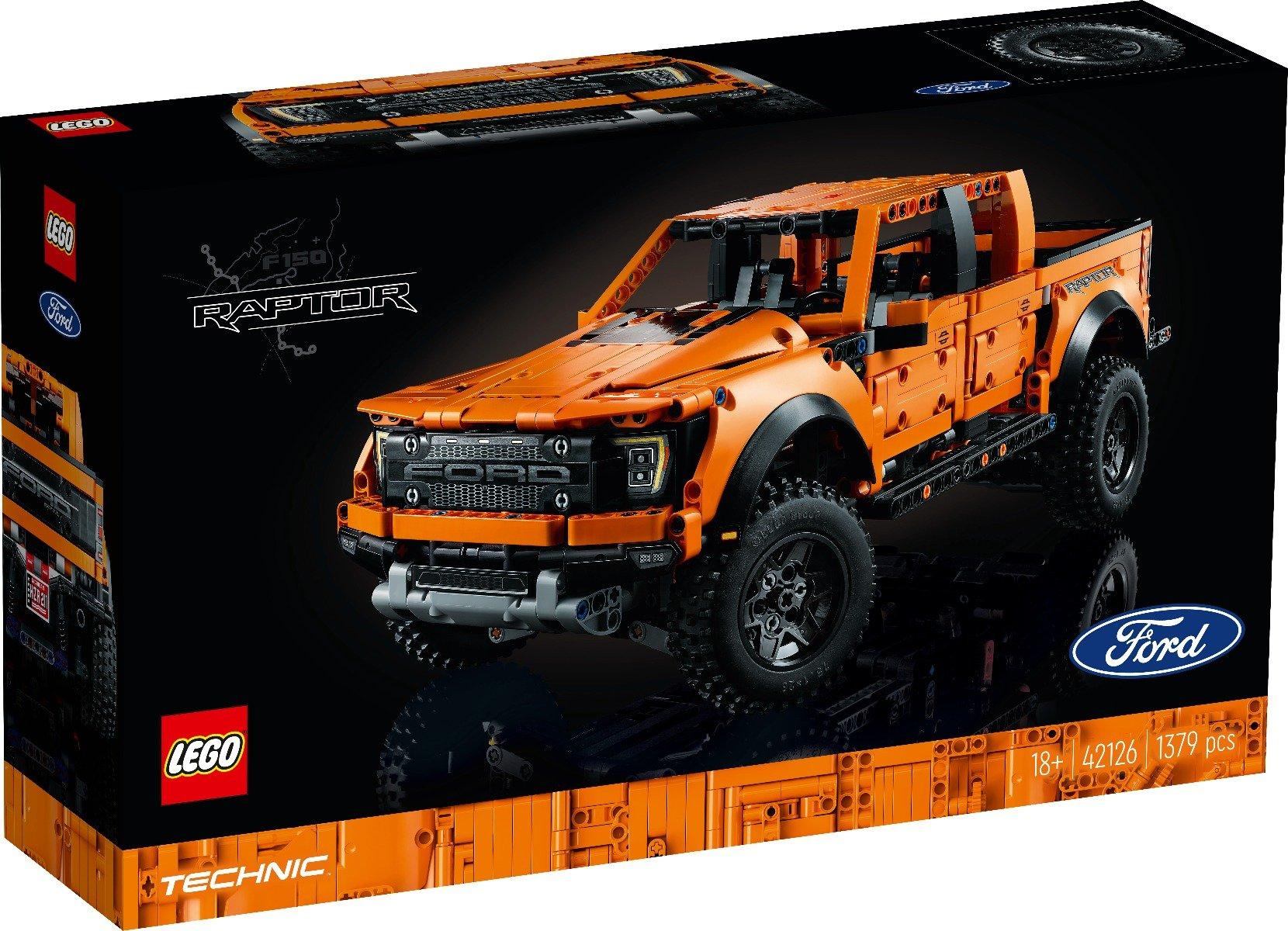 LEGO® Technic - Ford F-150 Raptor (42126)