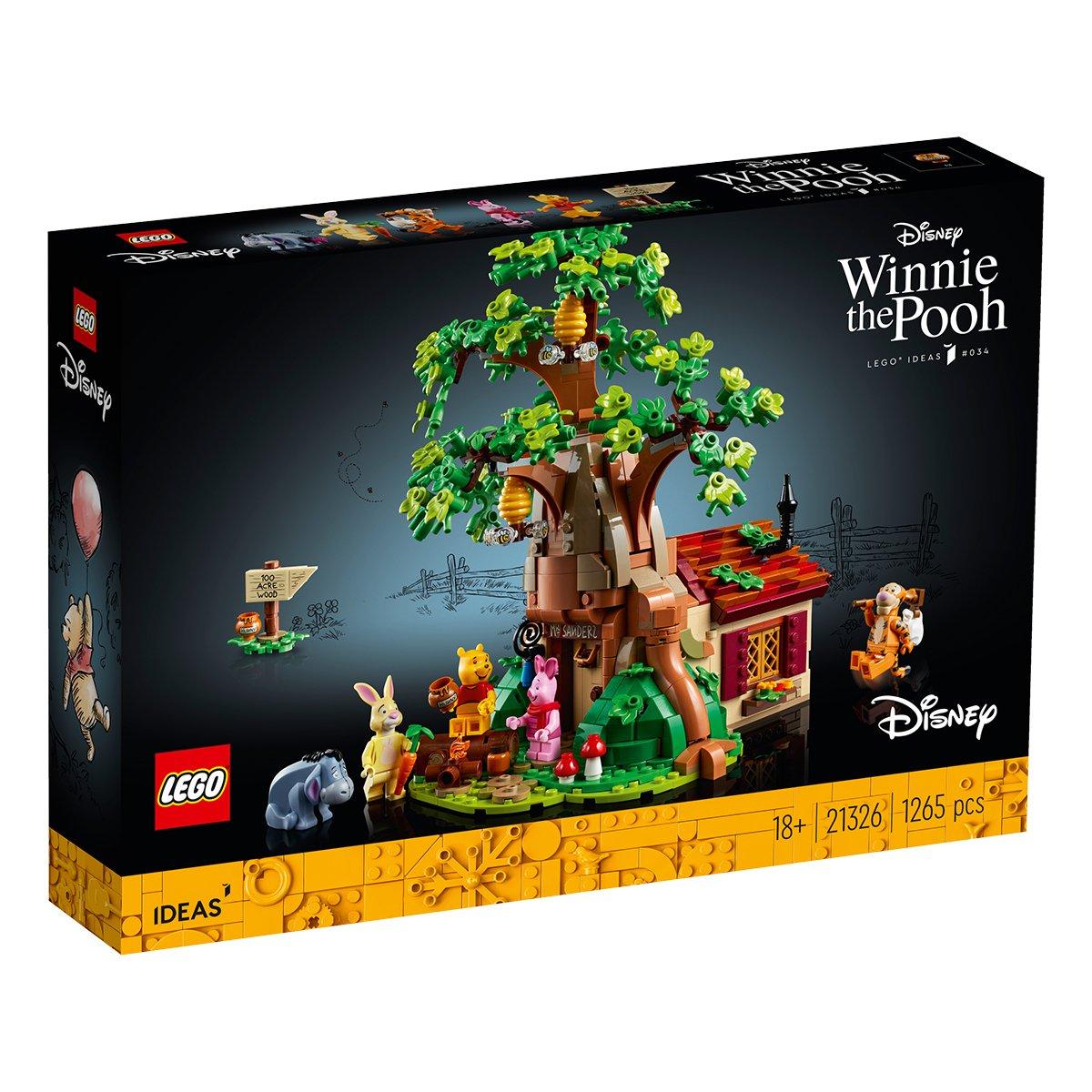 LEGO® Ideas - Winnie The Pooh (21326)