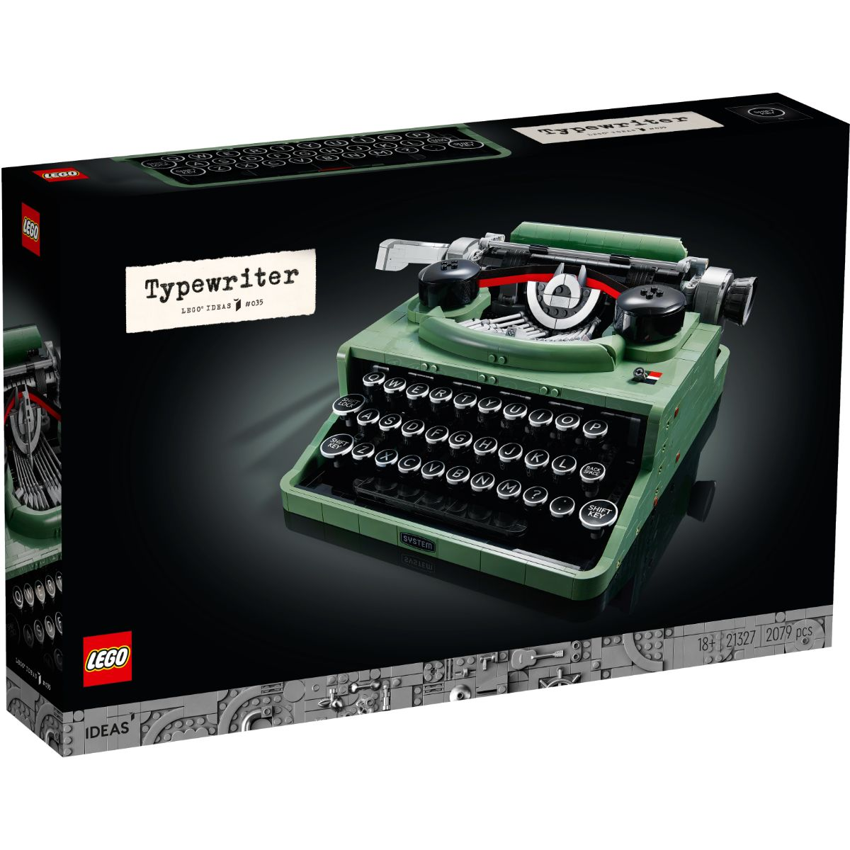 LEGO® Ideas - Masina de scris (21327)