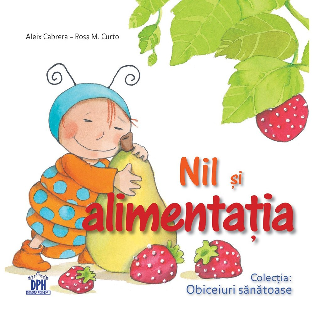 Carte Nil si alimentatia, Editura DPH