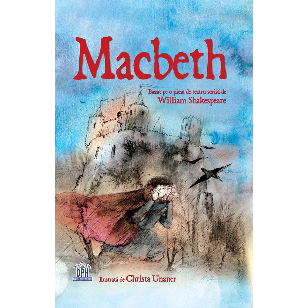 Carte Machbeth, Editura DPH