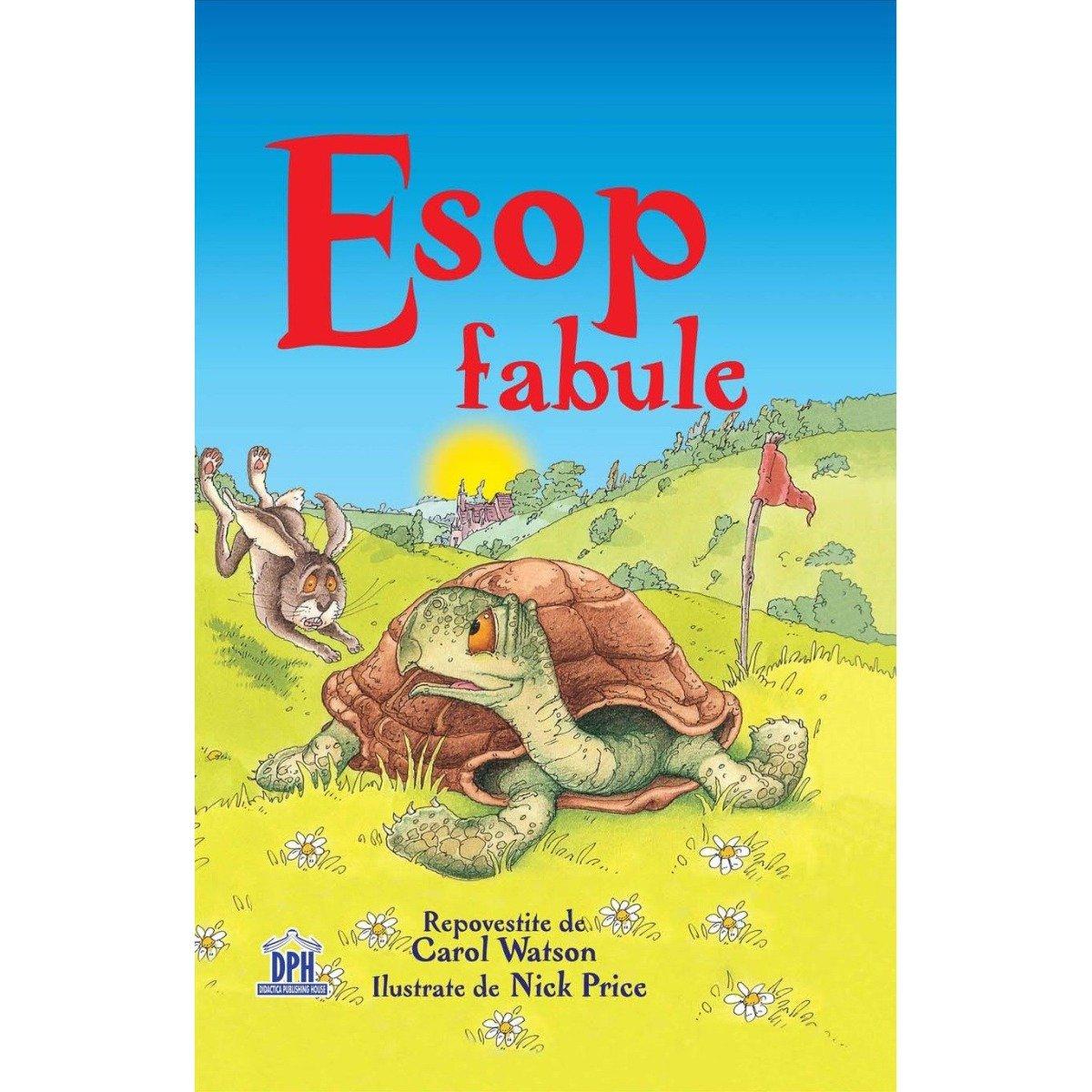 Carte Esop - Fabule, Editura DPH imagine