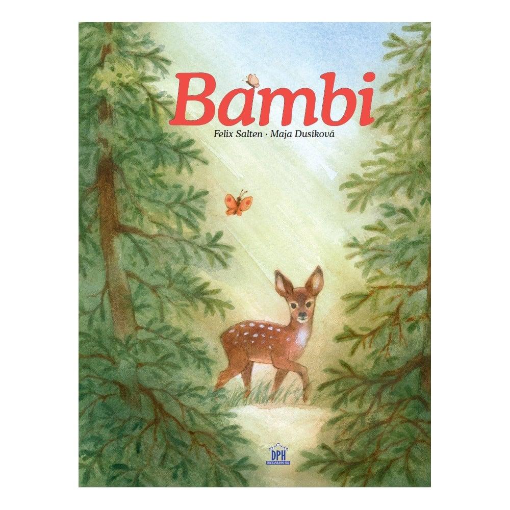 Carte Bambi, Editura DPH