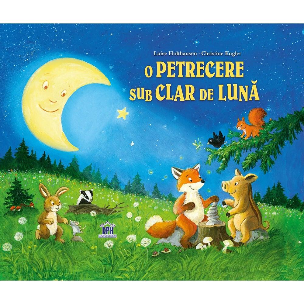 Carte O petrecere sub clar de luna, Editura DPH imagine 2021