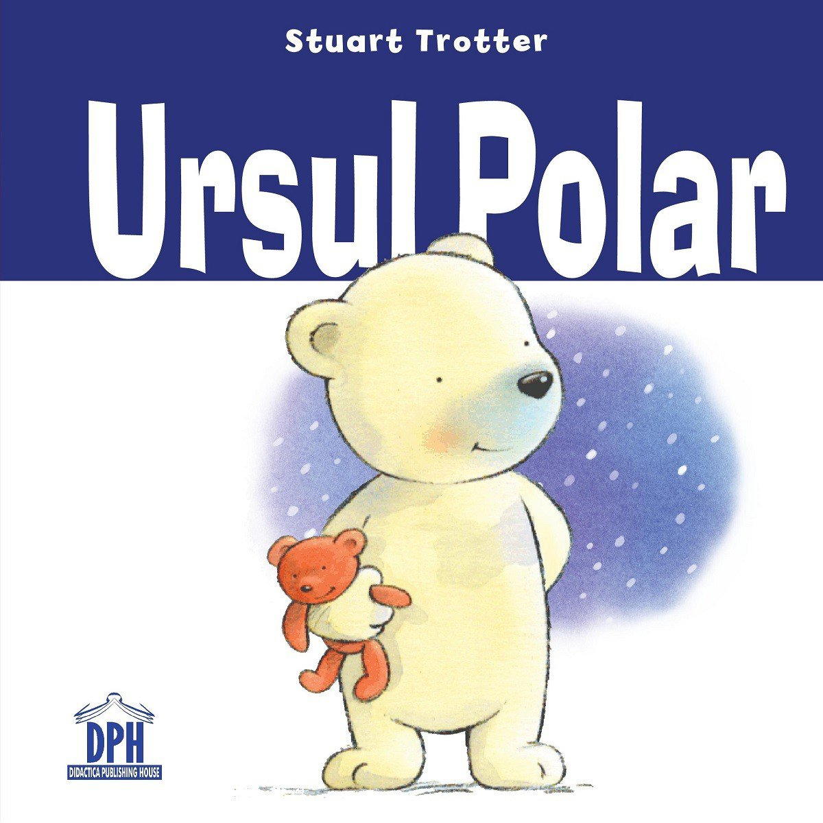 Carte Ursul polar, Editura DPH