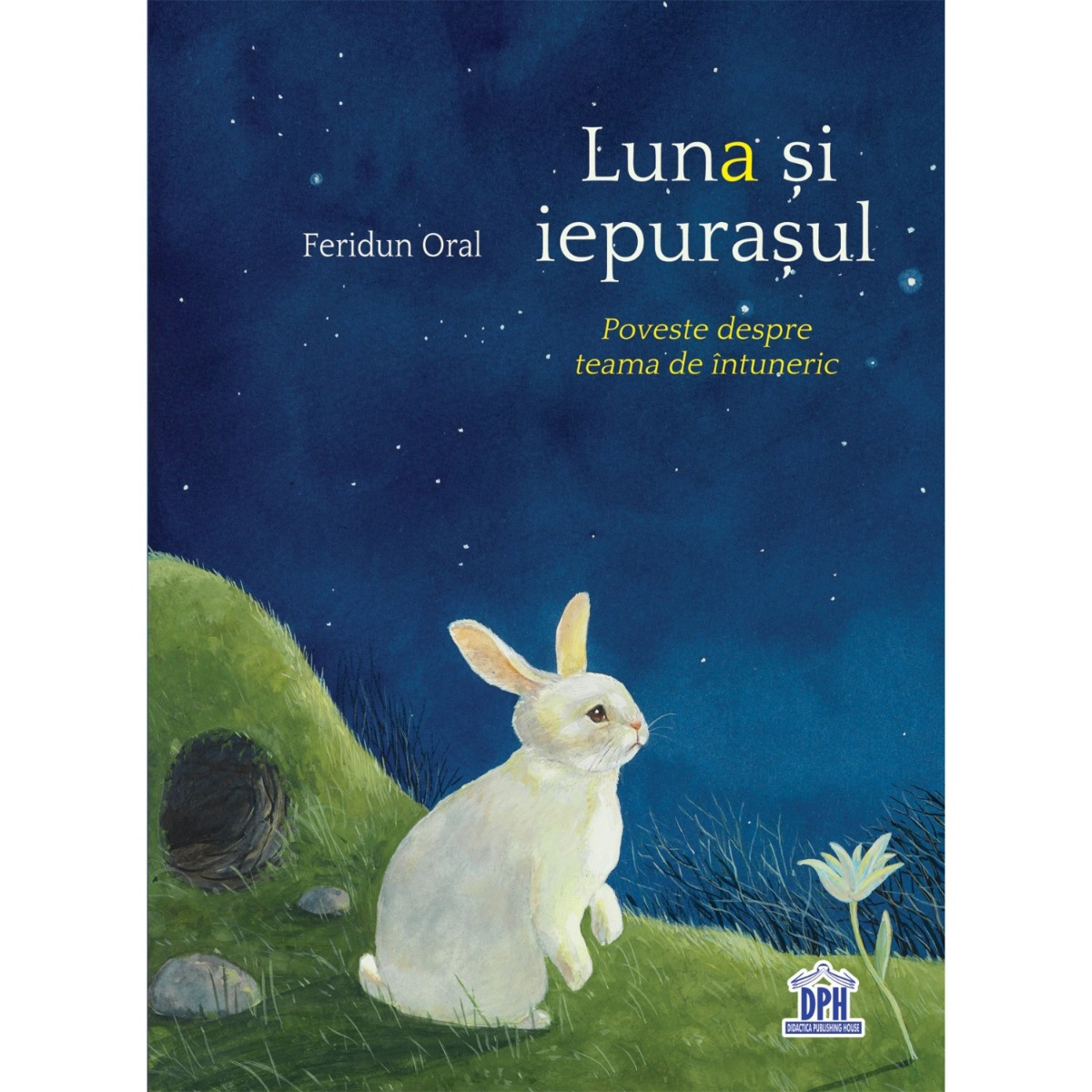 Carte Luna si iepurasul, Editura DPH