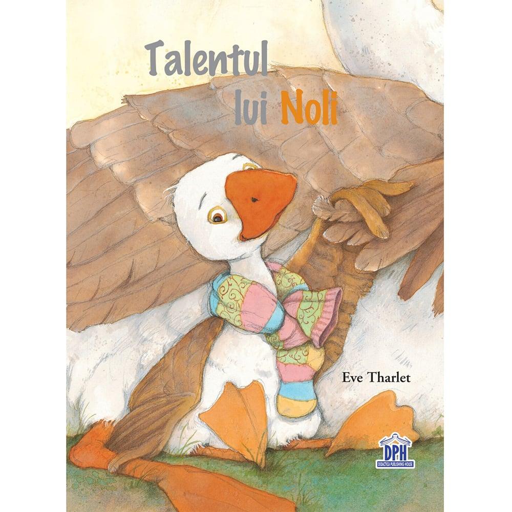 Carte Talentul lui Noli, Editura DPH imagine 2021