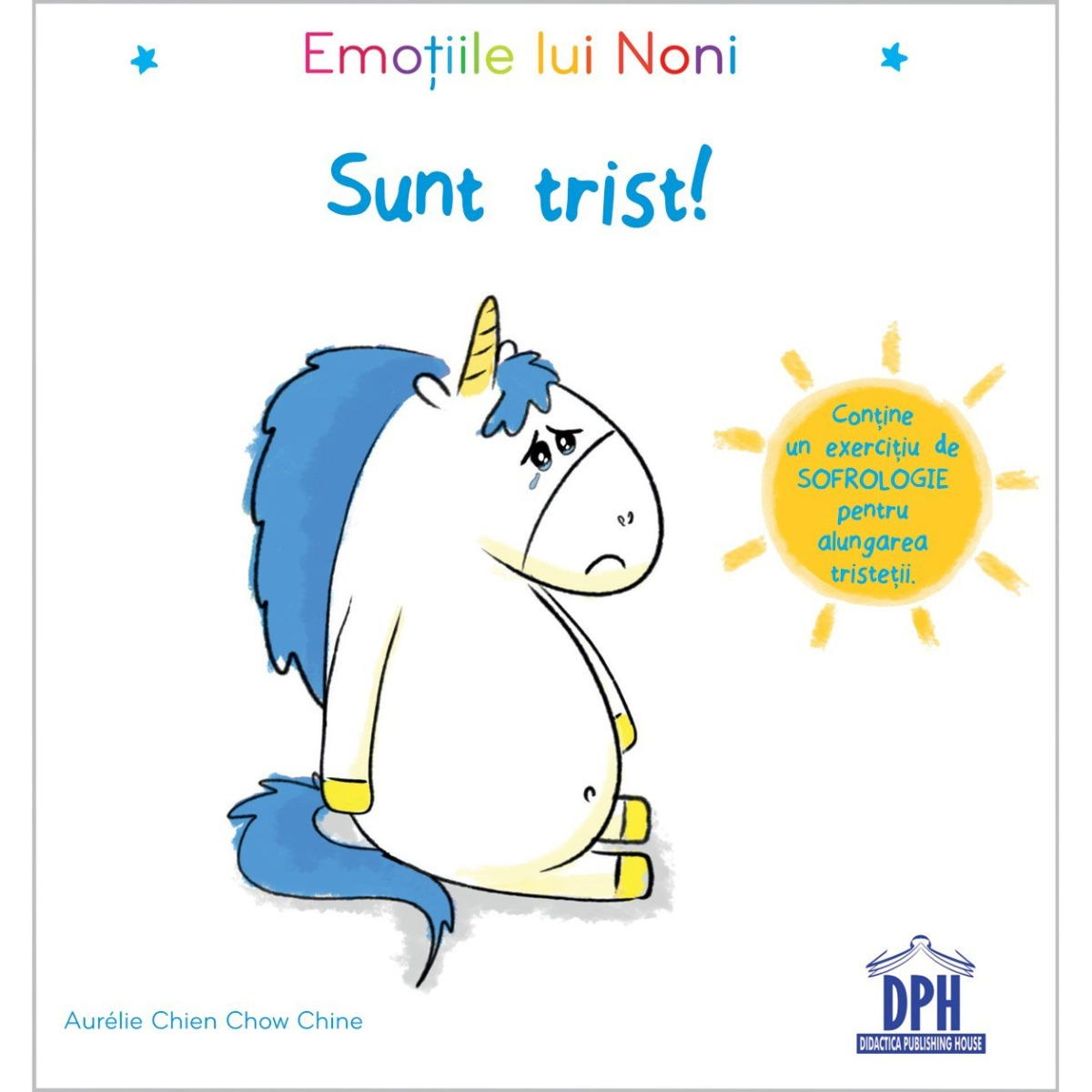 Carte Emotiile lui Noni- sunt trist!, Editura DPH imagine 2021