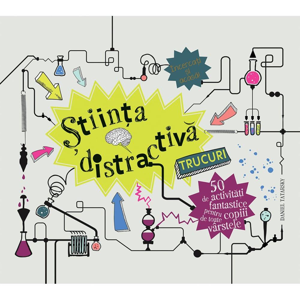 Carte Stiinta distractiva, Editura DPH imagine 2021