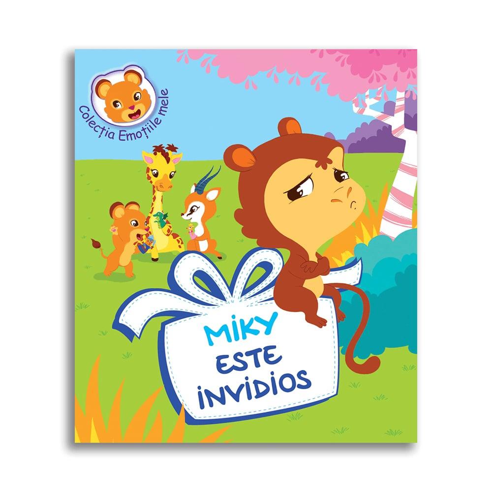 Carte Miky este invidios, Editura DPH