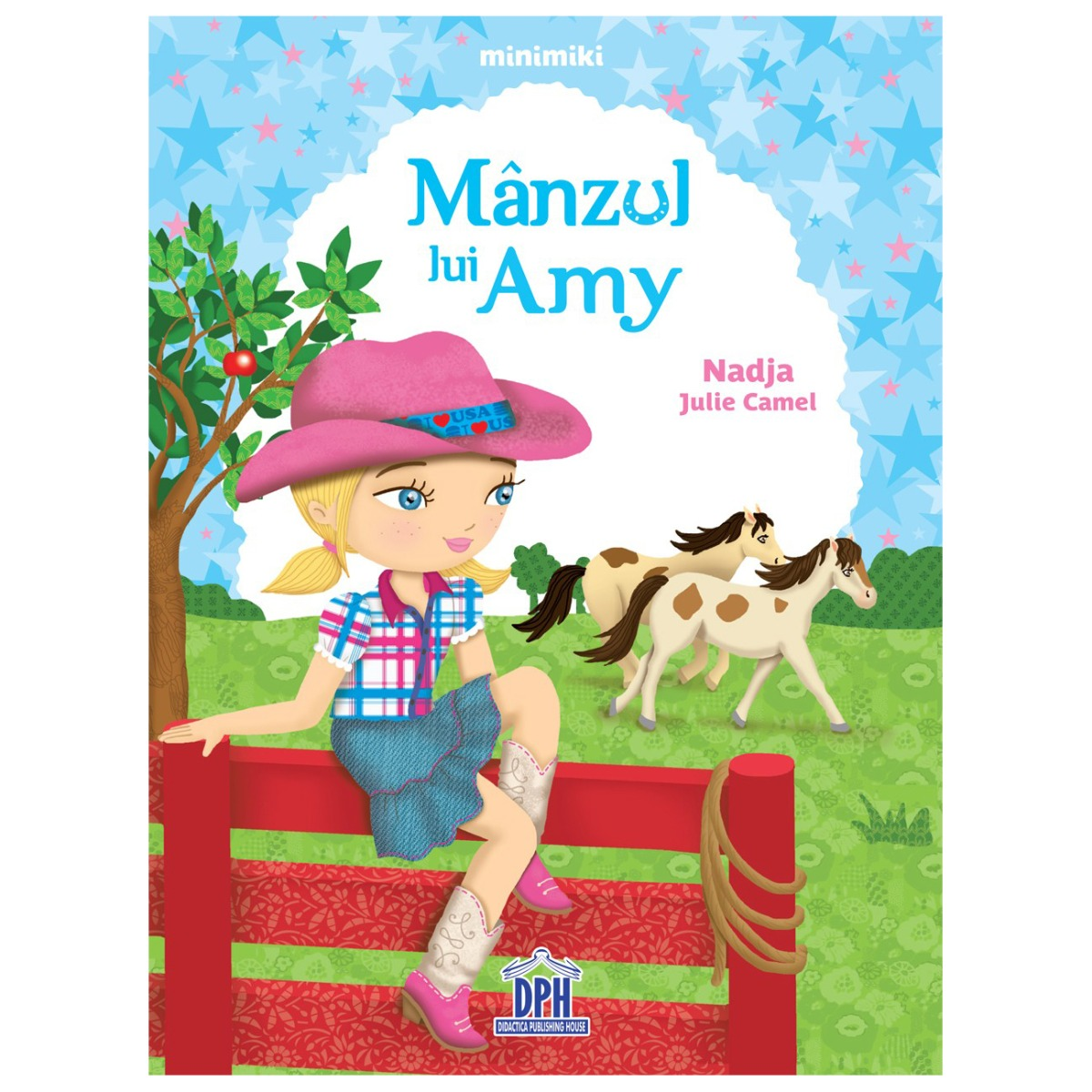 Carte Manzul lui Amy, Editura DPH imagine 2021