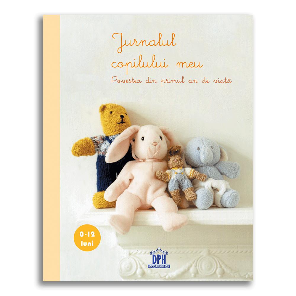 Carte Jurnalul copilului meu, Editura DPH imagine 2021