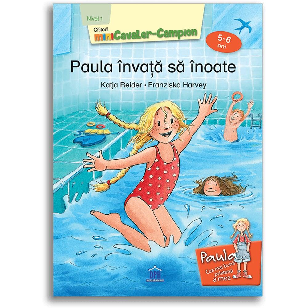 Carte Paula invata sa inoate - nivel 1, Editura DPH imagine 2021