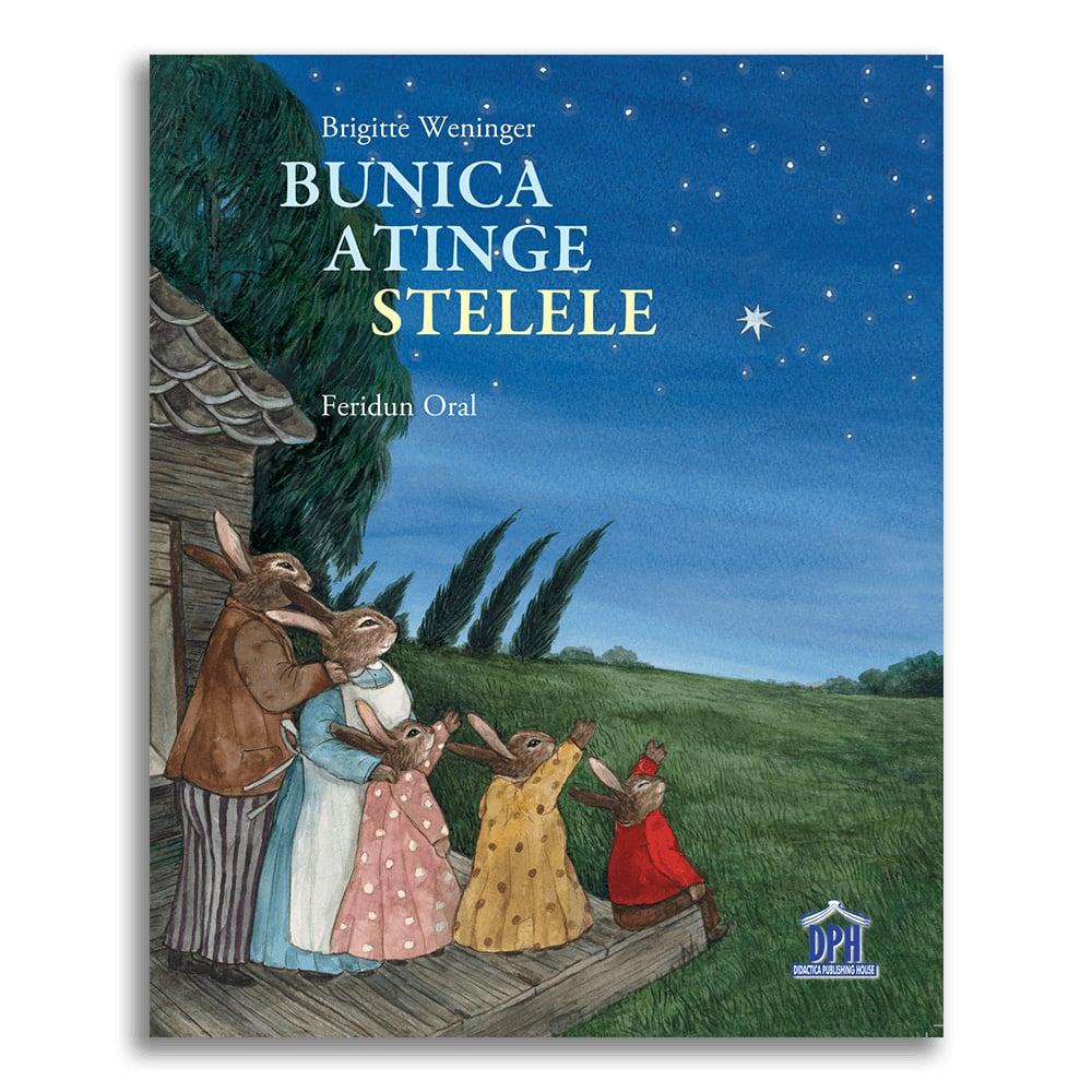 Carte Bunica atinge stelele, Editura DPH
