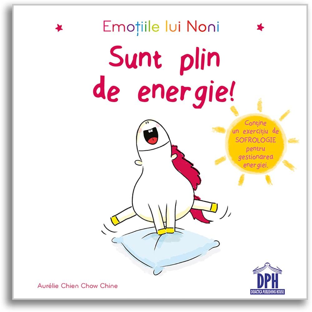 Carte Emotiile lui Noni - sunt plin de energie, Editura DPH imagine 2021