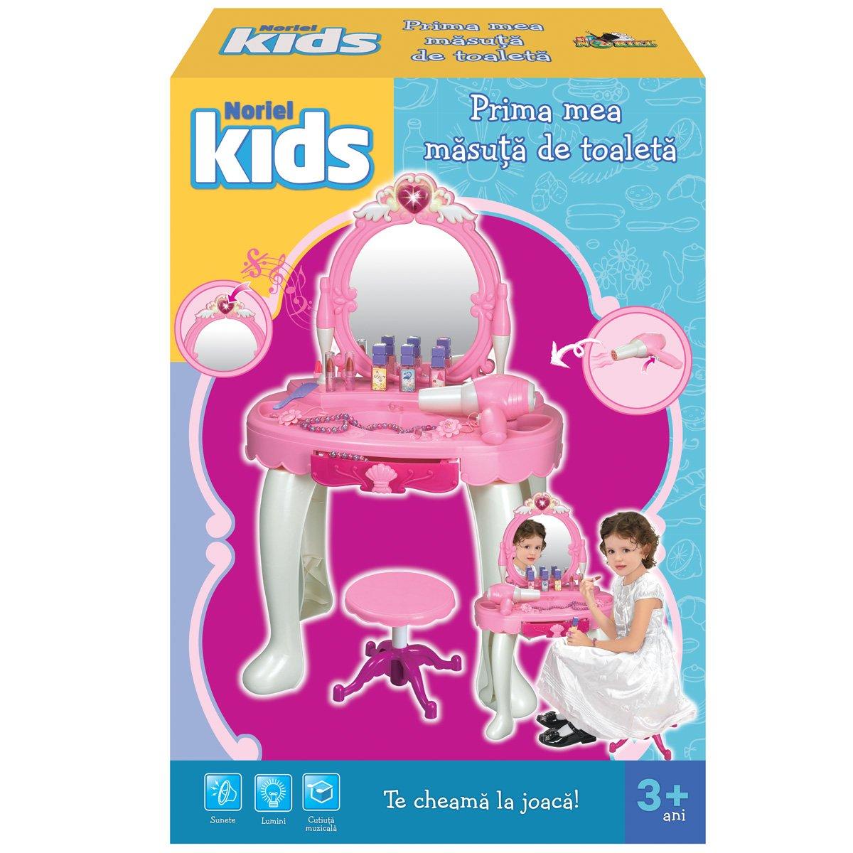 Set de joaca, Noriel Kids, Prima mea masuta de toaleta