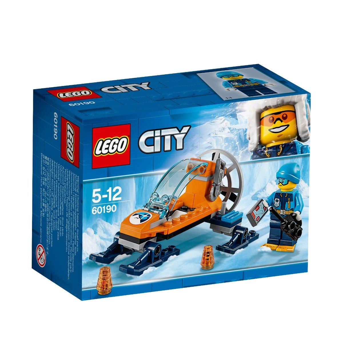 LEGO® City - Planor arctic pe gheata (60190)