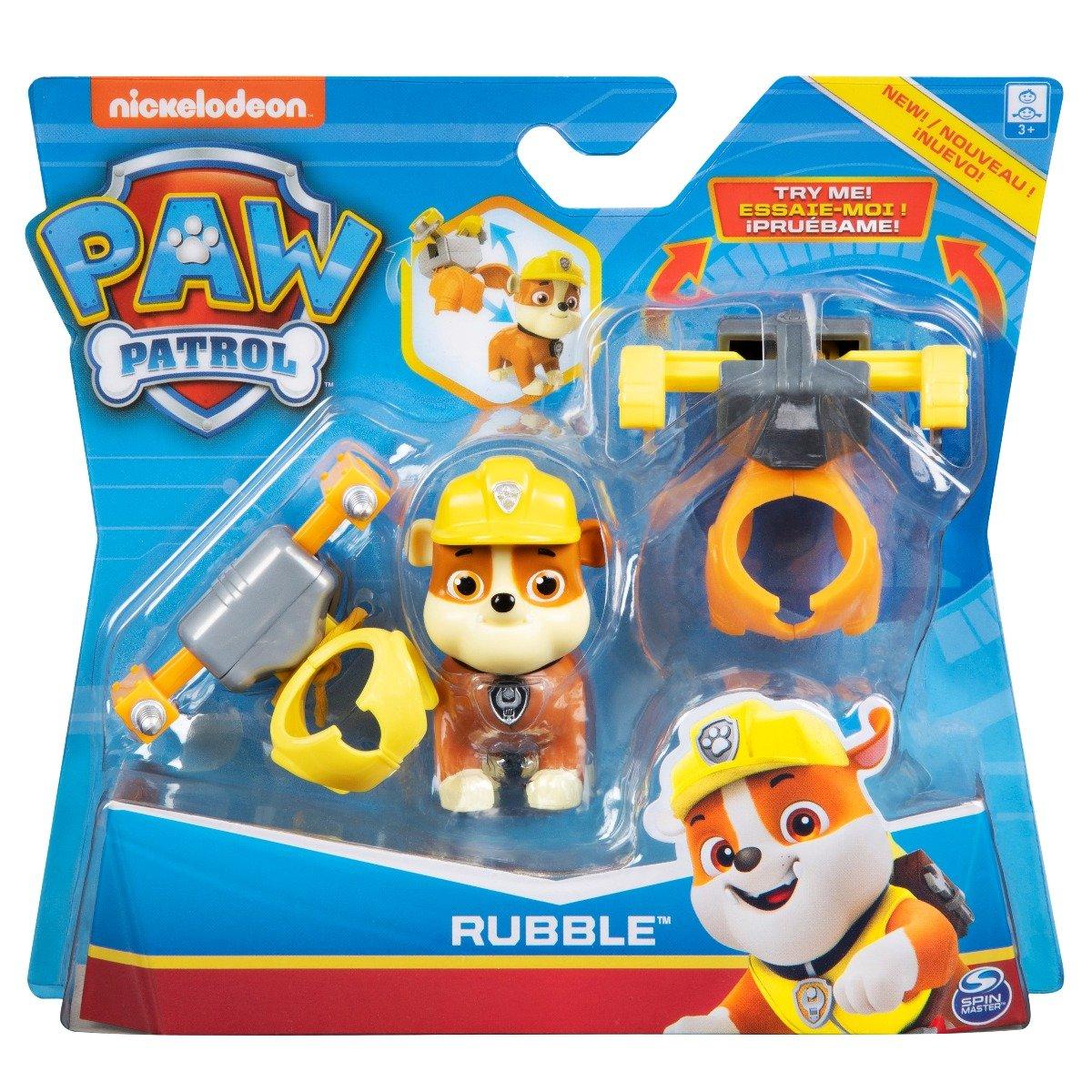 Figurina Paw Patrol Paw Dressup - Rubble (20114274)
