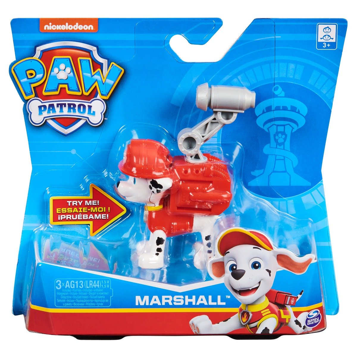 Figurina Paw Patrol - Marshall (20126394) imagine 2021