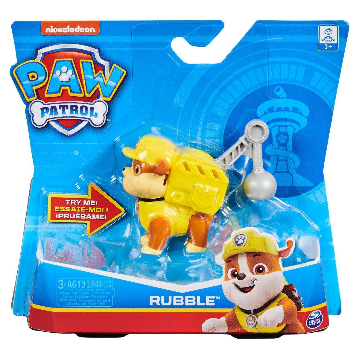 Figurina Paw Patrol - Rubble (20126395)