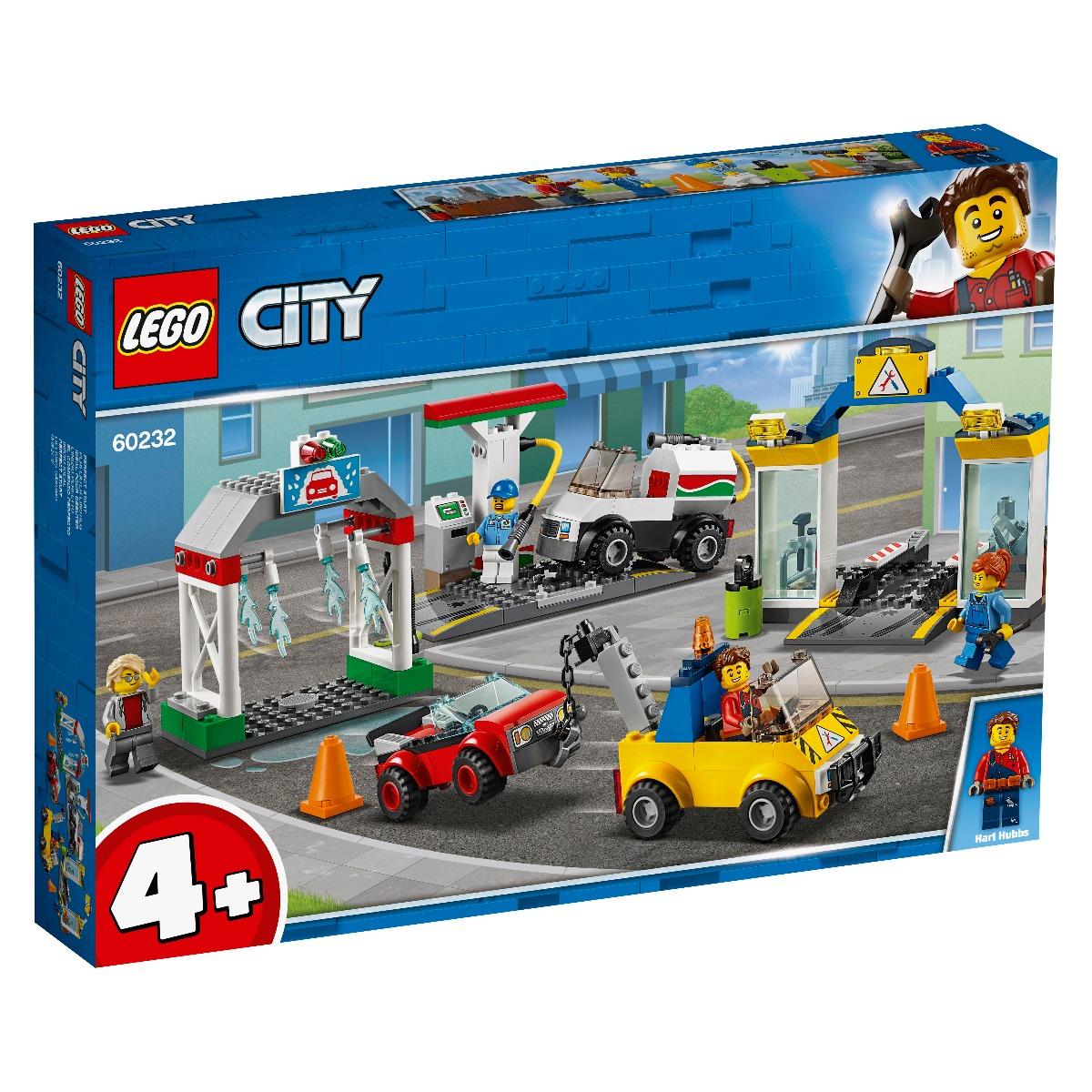 LEGO® City - Centrul de garaje (60232)