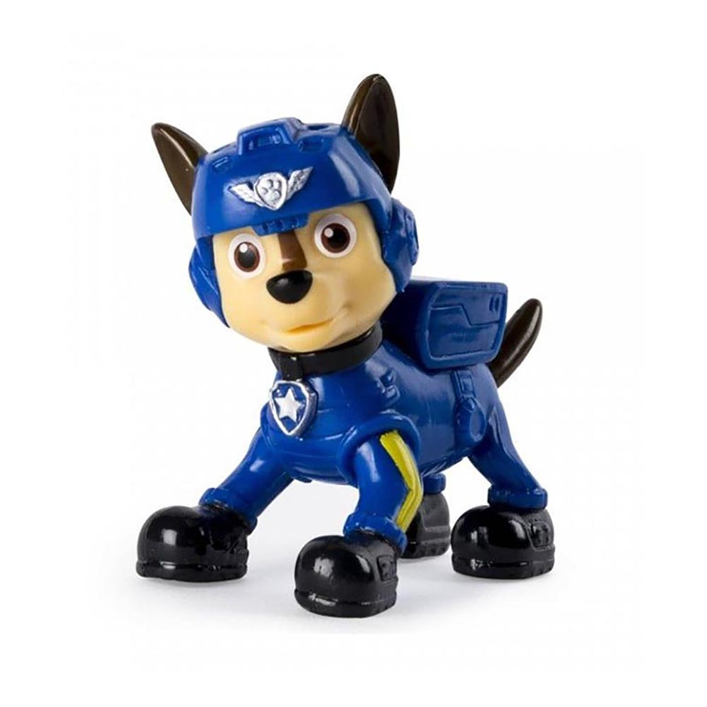 figurina paw patrol - chase air, 6.6 cm