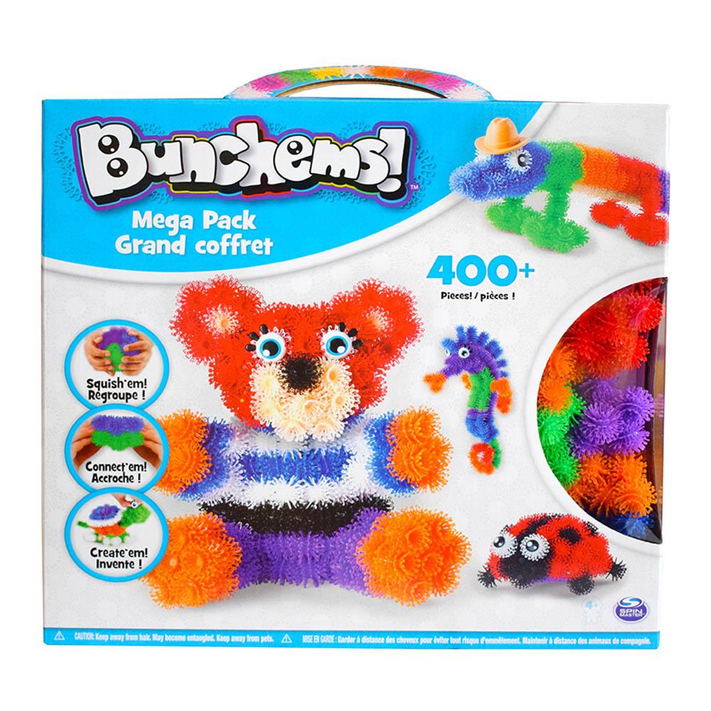 Set de creatie Bunchems - Pachet Mega
