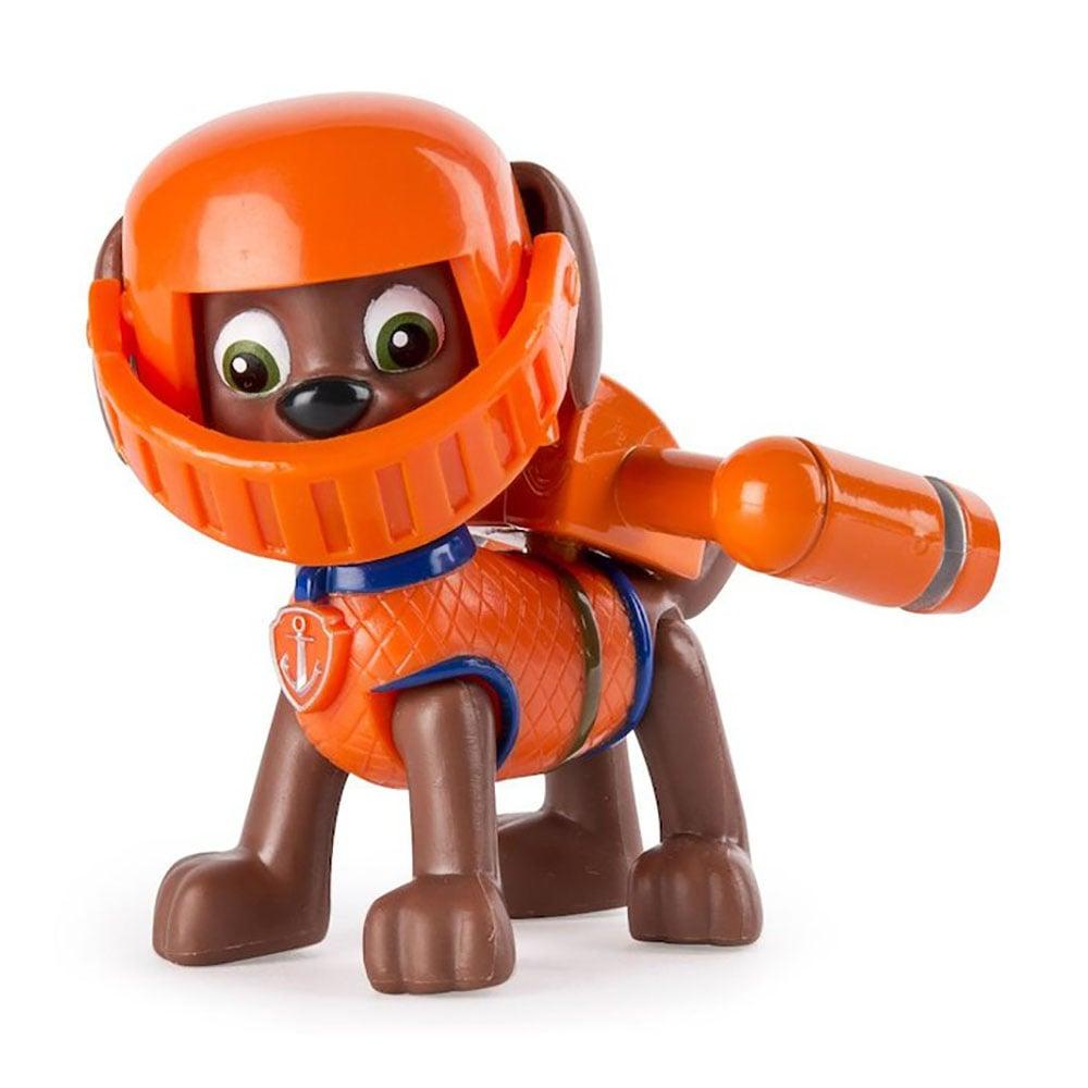 figurina paw patrol hero mission - medieval zuma