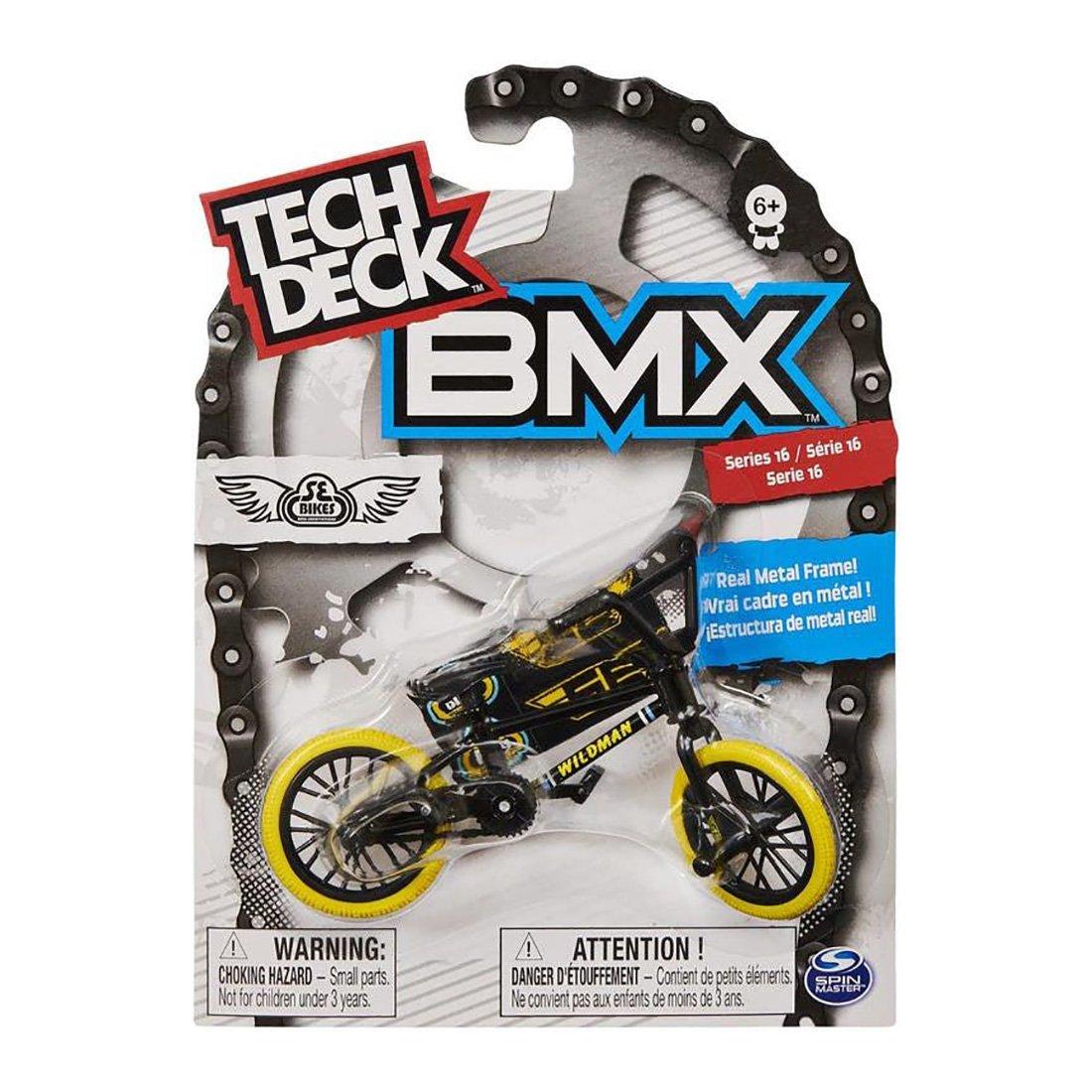 Mini BMX bike, Tech Deck, 16 SE, 20123469