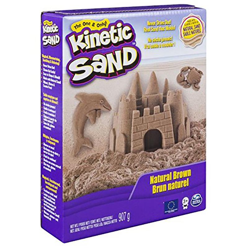 Kinetic Sand, Maro Natural, 907 g imagine