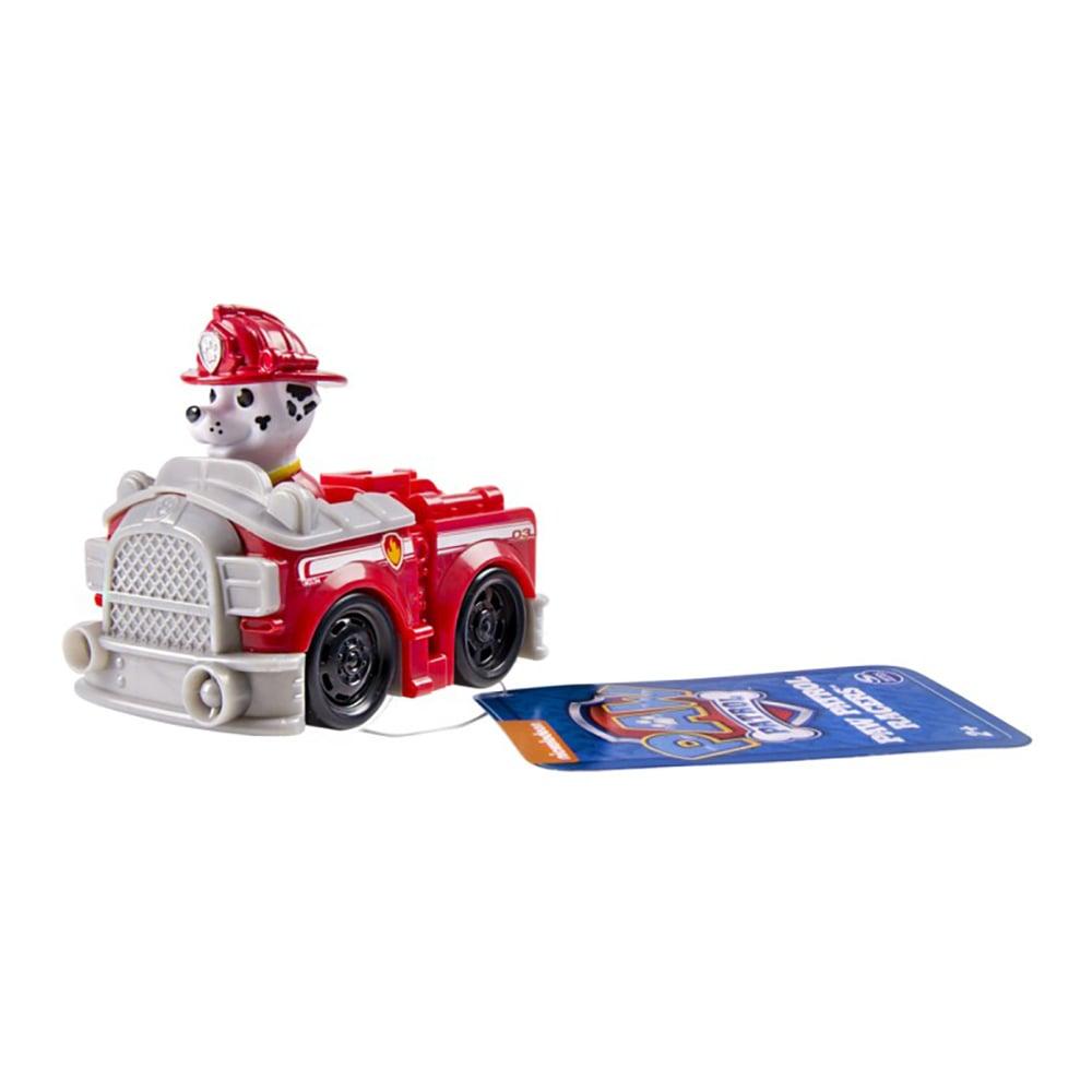 Figurina cu vehicul de salvare Paw Patrol - Marshall, 20095479